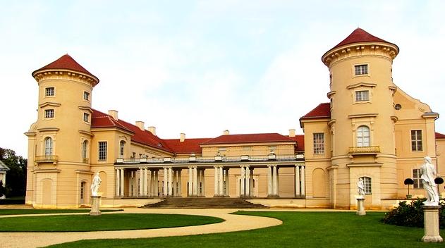 Kulturelle Möglichkeiten in Brandenburg